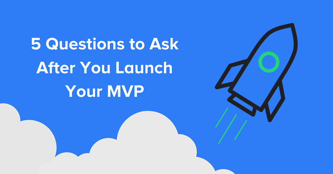 5 Questions to Ask After You Launch Your MVP